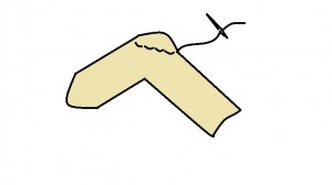 cloth breast model1